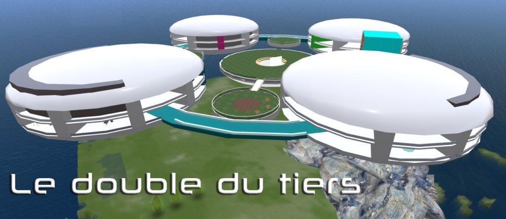 Le double du tiers : le tiers-lieu virtuel d'Arborescence